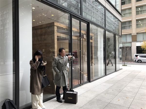 L'Appartement (アパルトモン) の並び&購入代行