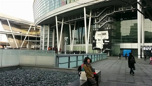 埼玉スーパーアリーナにてバンプオブチキンのグッズ購入代行