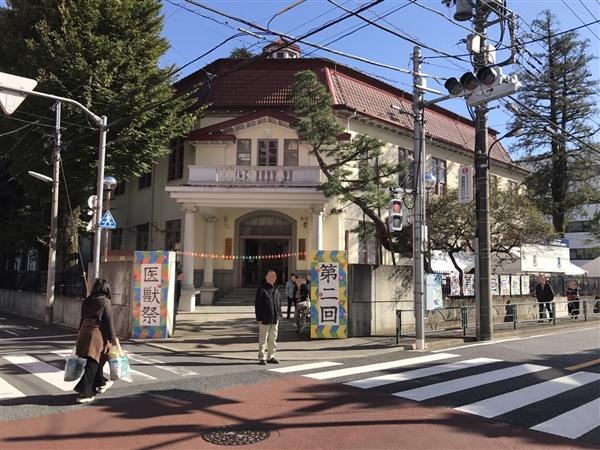 武蔵境にある学園祭のお笑いライブの場所取り代行をしてきました