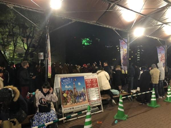 東京タワーカウントダウン2