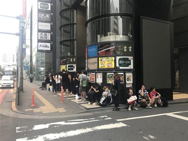 安室奈美恵とH&Mコラボの並び代行&商品購入代行